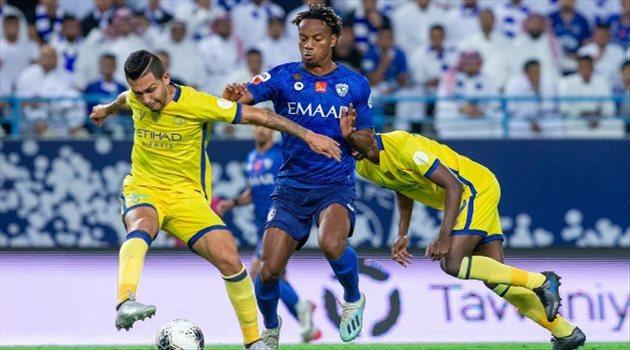"""La victoria sorprende a Al Hilal y proporciona una """"solución dorada"""" para salvar ..."""