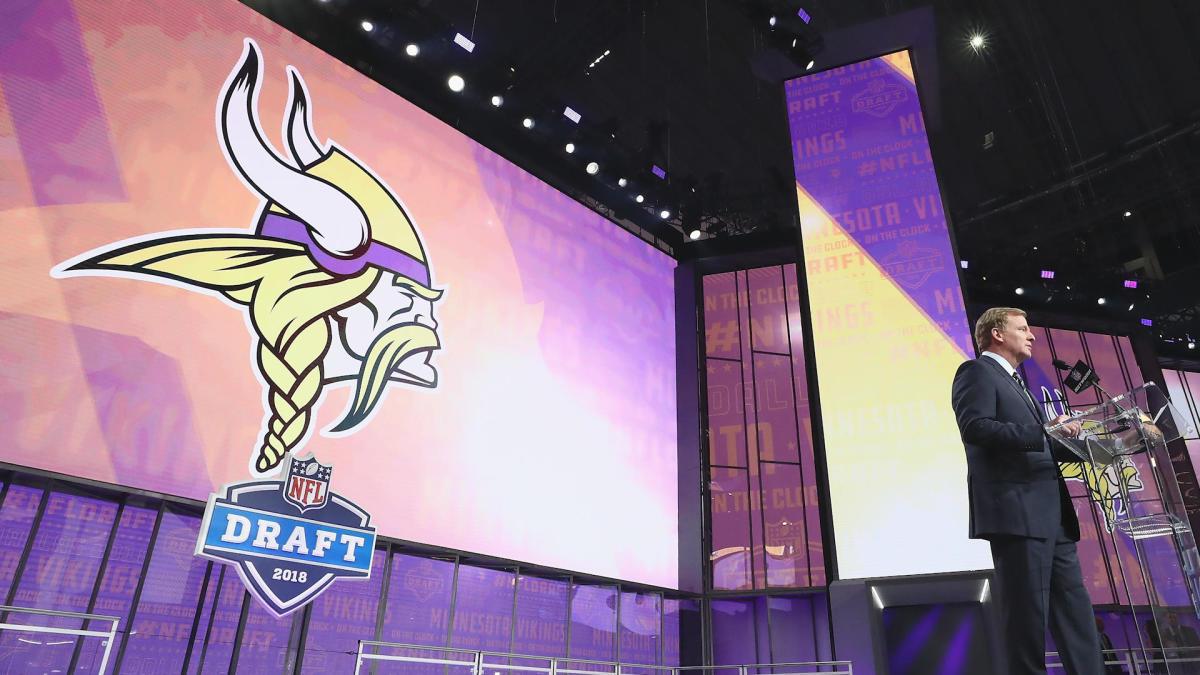 Lo que hicieron los vikingos, no lo hicieron en el draft