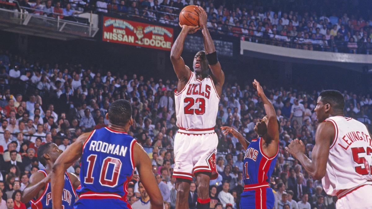 MJ: Isiah es un 'hoyo' para la caminata '91
