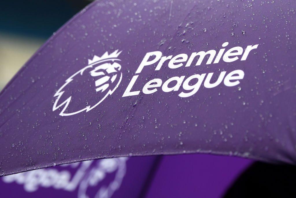 Oficialmente ... la suspensión de la competencia de la Premier League debido a ...