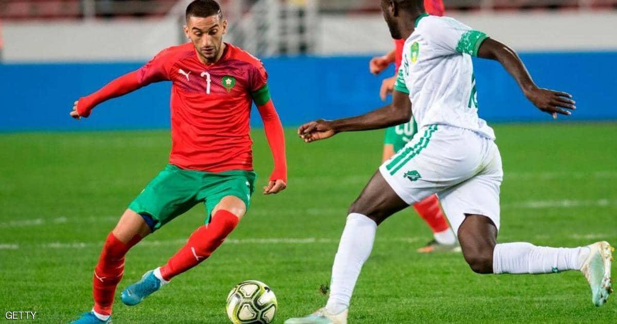 Partidos clasificatorios de naciones africanas pospuestos debido a SK