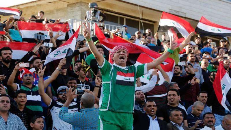 Partidos de la Liga iraquí pospuestos desde el miércoles
