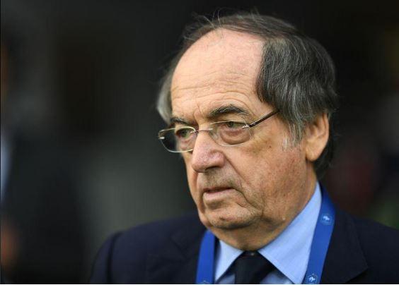 Presidente de la Federación Francesa: Detener todos los partidos hasta nuevo aviso