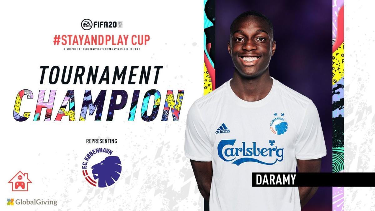 Resultados de la Copa Stay and Play de la FIFA