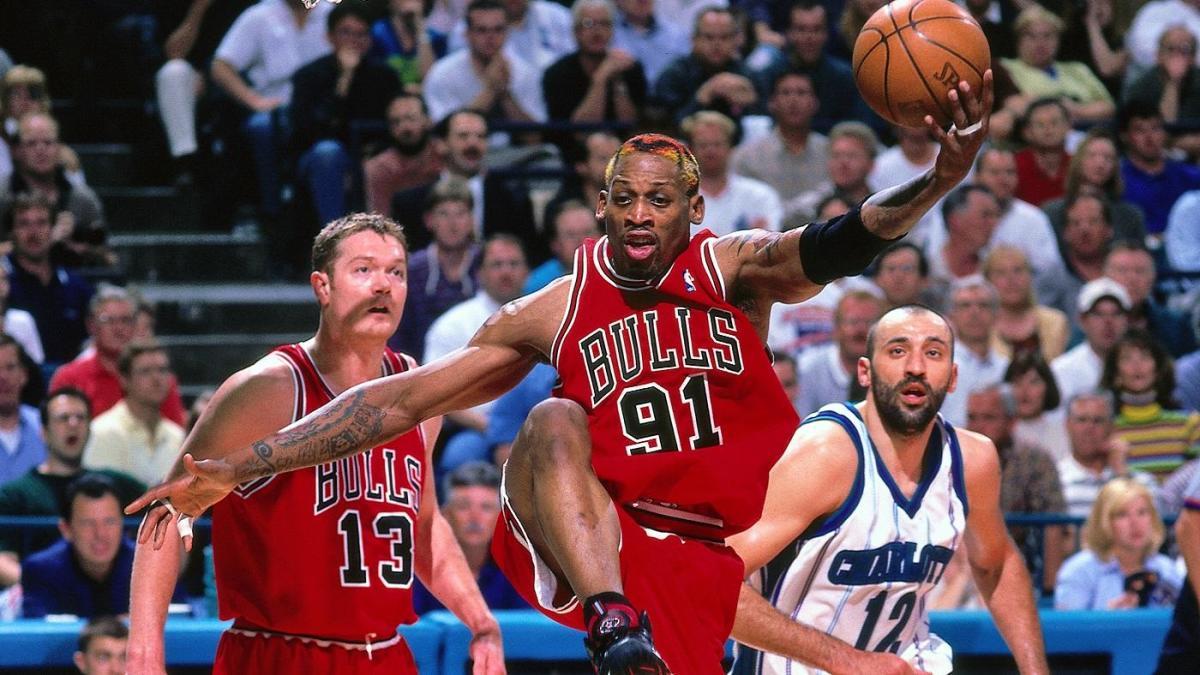 Rodman tuvo que esconder sus travesuras de MJ