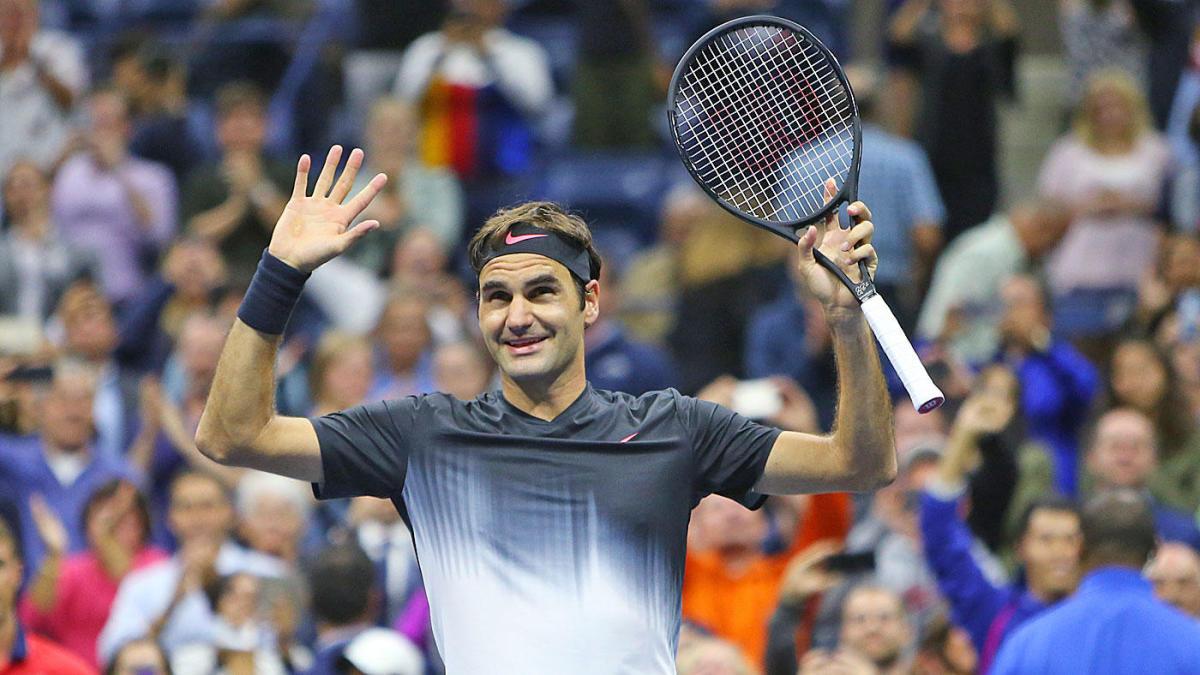 Roger Federer publica video de truco