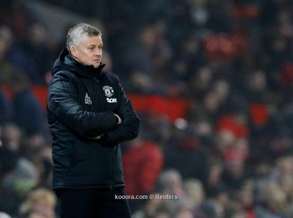 Solskjaer se niega a culpar a los jugadores del Manchester United - goalzz.com