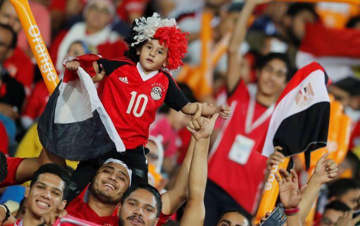 Suspender la actividad futbolística en Egipto durante 15 días.