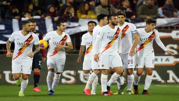 Temiendo el virus Corona ... Roma anuncia que no viajará para enfrentar a Sevilla ...
