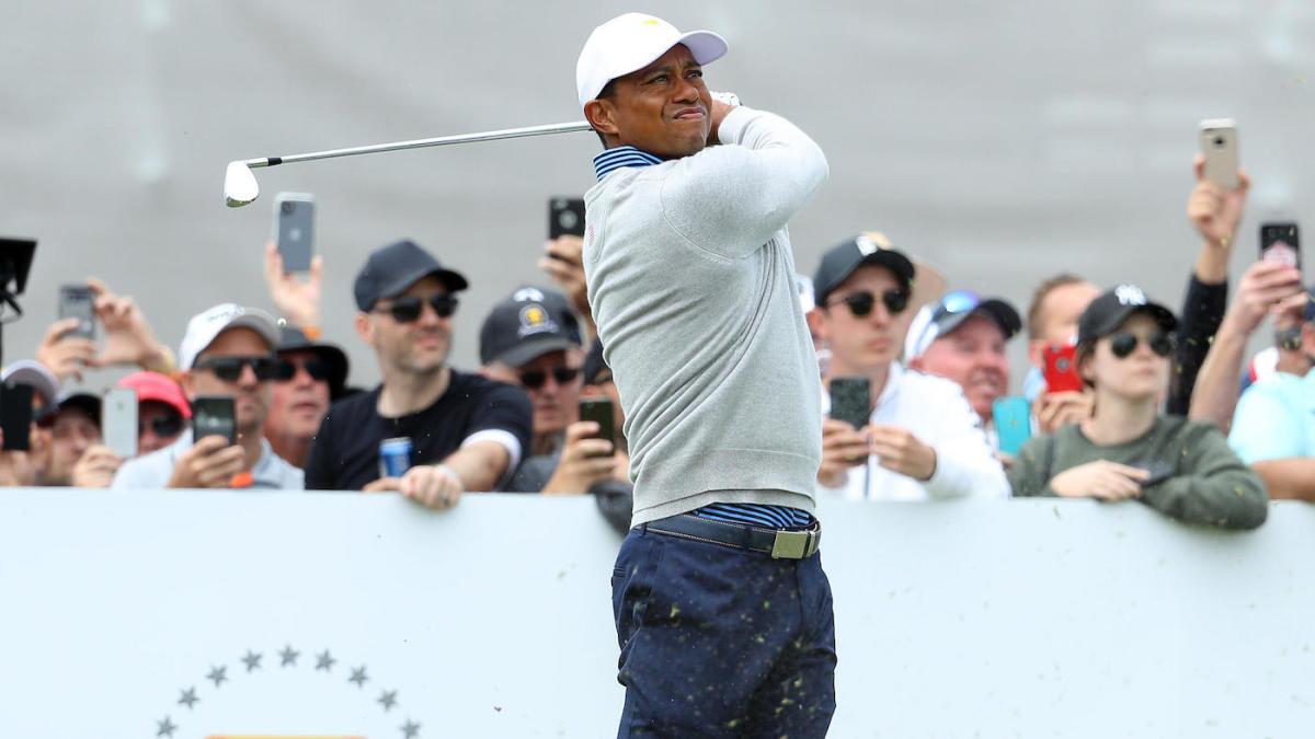 Tiger aún podría calificar para los Juegos Olímpicos