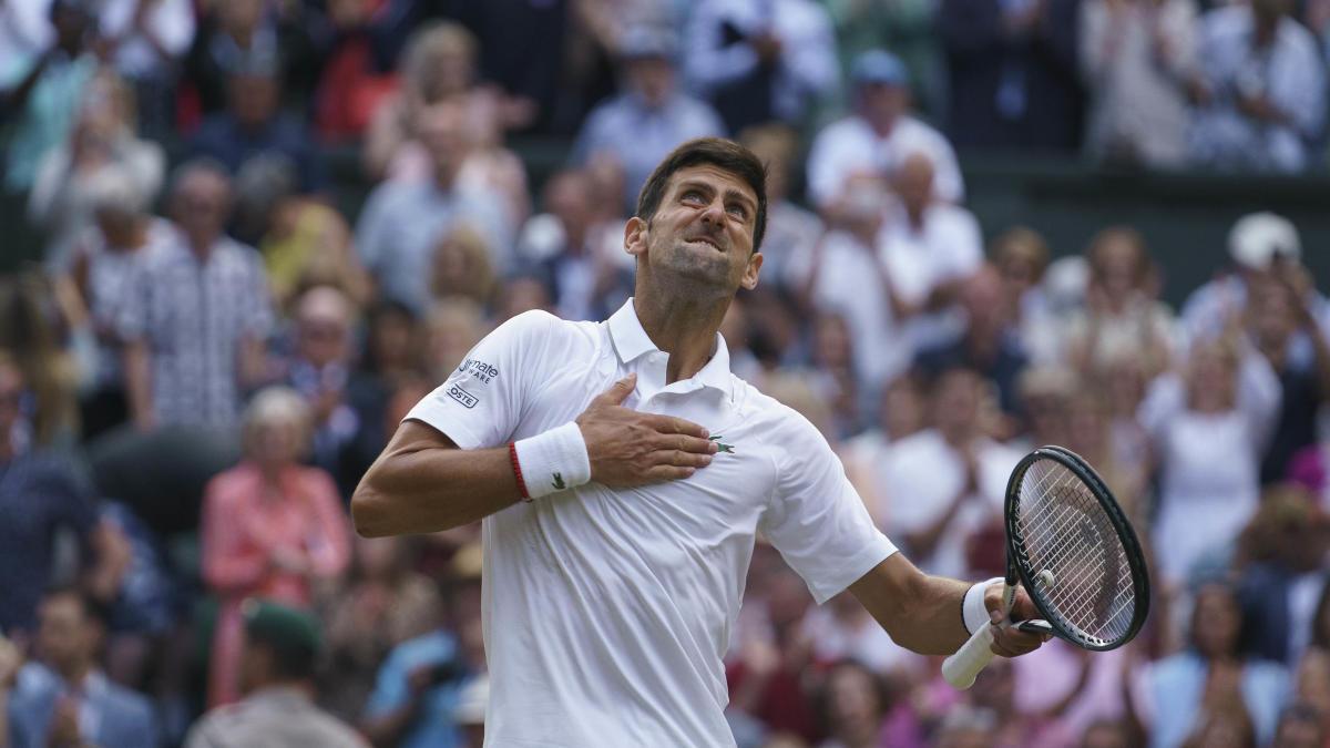 Tiki y Tierney: Wimbledon cancelado en medio del brote de coronavirus