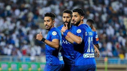 Yalla Shot .. Mira el partido Al-Hilal y Al-Itifaq, transmitido en vivo ...