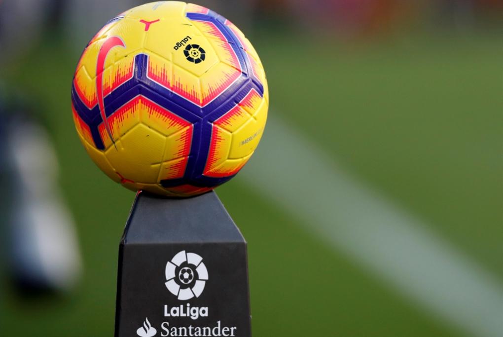 """""""La Liga"""" sin público"""