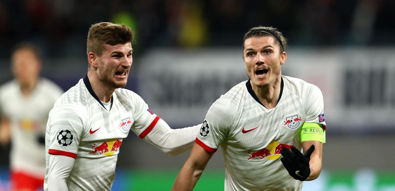 """""""Leipzig"""" derriba a """"Tottenham"""" y califica para los cuartos de final de la Champions ..."""