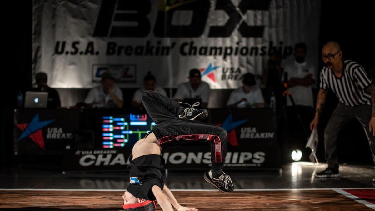 El break dance es casi un deporte olímpico